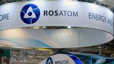 Le conglomérat russe Rosatom exploite 10 centrales nucléaires en Russie. (image d'illustration)