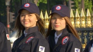 L'uniforme du SNU