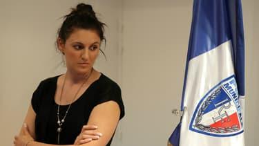 Sandra Bertin, policière municipale, sera jugée pour diffamation en juin prochain.