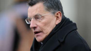 Jean-Claude Camus, le 22 janvier 2008 à Paris