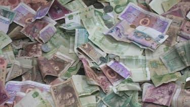 Le yuan est devenu la deuxième monnaie la plus echangée au monde.