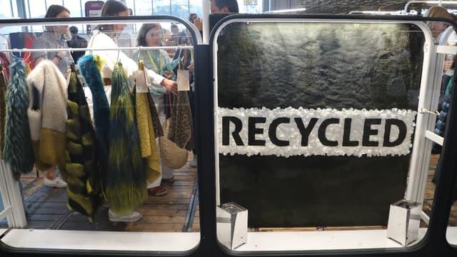 Première vision, salon parisien de l'amont de la filière mode, consacre cette année un espace dédié aux innovations eco-responsables.