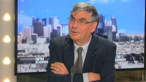 Jean-Paul Herteman a indiqué qu'un écart de change de 10 centimes peut coûter 300 millions d'euros à son groupe.