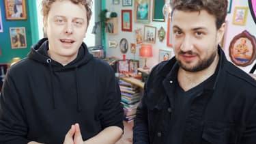 Norman et Ludovik