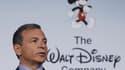 Bob Iger, le directeur général de Walt Disney Company.