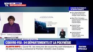 """Roselyne Bachelot: """"85 millions d'euros d'aide vont être débloqués"""" pour le spectacle vivant"""