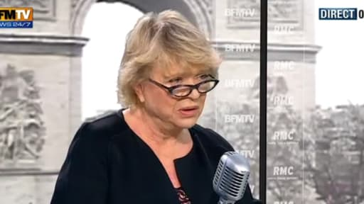 La députée européenne Eva Joly
