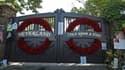 Le ranch de Michaël Jackson, ici le 8 juillet 2009, est en vente.