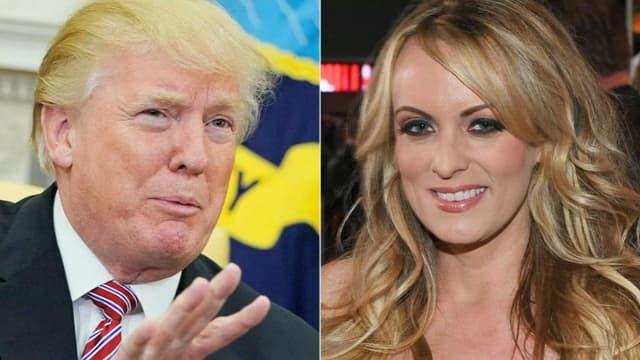 L'actrice porno Stormy Daniels veut désormais faire témoigner Trump et son avocat sur sa relation sexuelle avec le président et les menaces qu'elle a reçu.