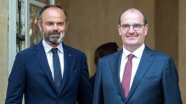 Édouard Philippe cède sa place de Premier ministre à Jean Castex