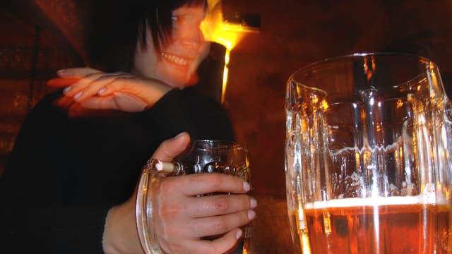 Il est important de sensibiliser les plus jeunes aux dangers de l'alcool.