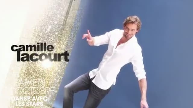 """Camille Lacourt dans la bande-annonce de """"Danse avec les stars"""" saison 8"""