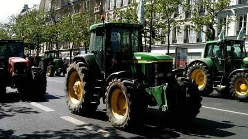 Plusieurs agriculteurs français sont totalement dépendants de subventions bruxelloises