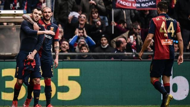 Le Genoa s'offre le scalp de la Juve.