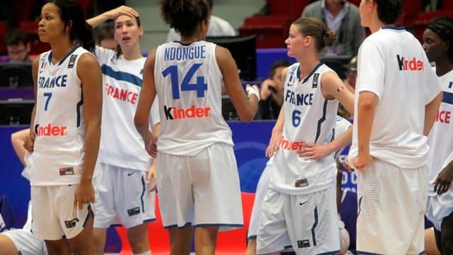 L'équipe de France s'est inclinée face à la Turquie