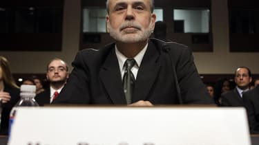 Ben Bernanke prévoir un avenir plutôt sombre pour l'économie américaine.