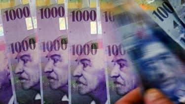 Avec l'envolée du franc suisse, les traites de ceux qui ont souscrits les prêts en francs suisses remboursables en euros de la BNP explosent.