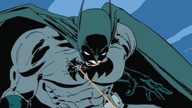 Batman par Tim Sale dans Amère victoire