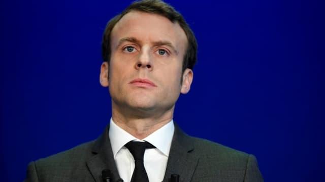 Emmanuel Macron - Image illustration
