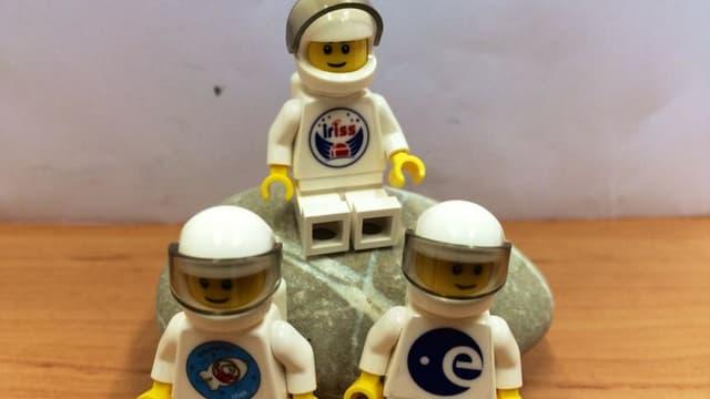 26 figurines Lego ont été embarqués sur la station ISS