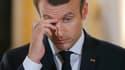 Emmanuel Macron, le 16 juillet 2017.