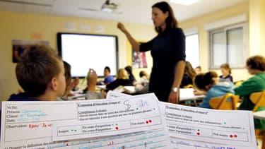 Les élèves de 6e et CP seront évalués au niveau national, dès cette année. (Photo d'illustration)