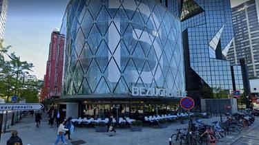 Le centre commercial Beaugrenelle.