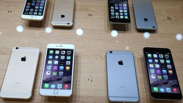 L'iPhone 6 s'arrache déjà en boutique.