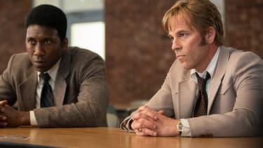 Stephen Dorff et Mahershala Ali dans True Detective saison 3.