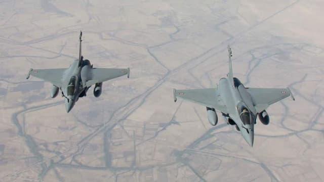 Dassault est en discussions avec plusieurs pays pour tenter d'exporter son avion de chasse Rafale.