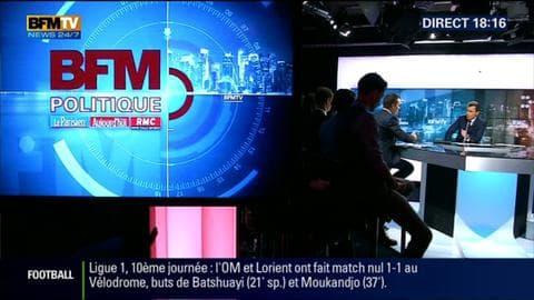 """Régionales en PACA: """"Marion Maréchal-Le Pen a de fortes chances de l'emporter"""", Florian Philippot (1/2)"""