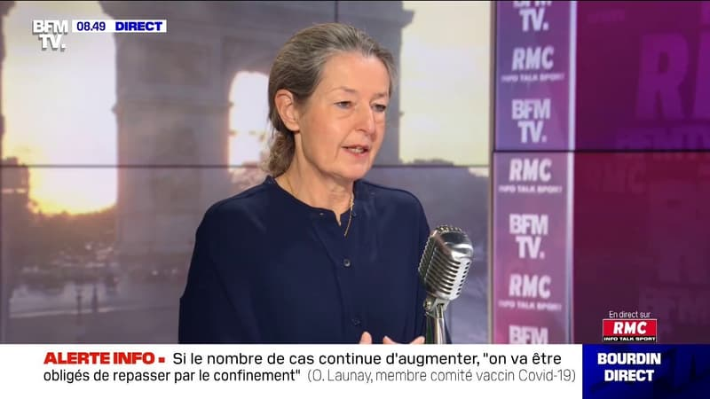 Pr Odile Launay: