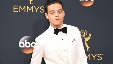 Rami Malek aux Emmy Awards en septembre 2016
