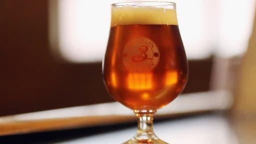 Le prix d'un verre de 25cl de bière va augmenter de cinq centimes