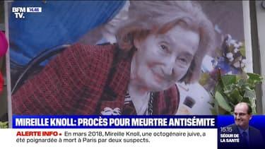Meurtre de Mireille Knoll : le caractère antisémite retenu pour le procès