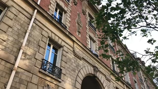 300 personnes vont être accueillies au sein de l'ancienne caserne Exelmans.