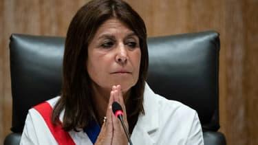 L'ancienne maire de Marseille Michèle Rubirola a déclaré sa candidature aux élections départementales (photo d'illustration)