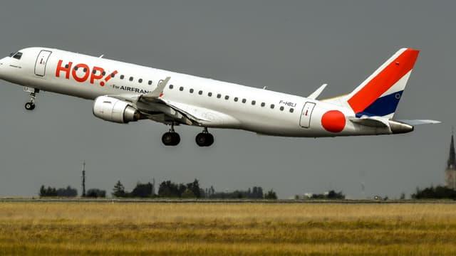 Des transferts de pilotes de Hop! vers Air France serait empêchés selon le SNPL