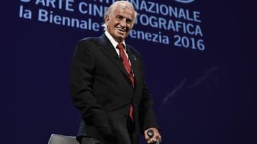 Jean-Paul Belmondo honoré à la Mostra de Venise en 2016