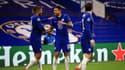Emerson Palmieri sous le maillot de Chelsea