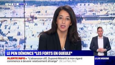 Régionales: le duel entre Le Pen et Dupond-Moretti - 08/05