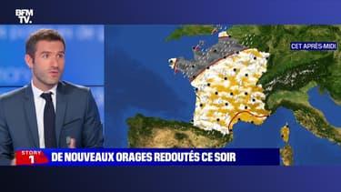 Story 1 : Des trombes d'eau sur l'Île-de-France - 22/06