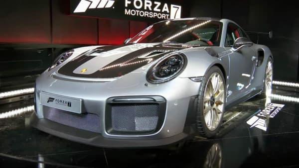 650 chevaux minimum, soit 30 de plus que la précédente version, sont attendus sur cette 911 GT2 RS.