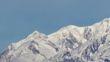 Le Mont-Blanc. (photo d'illustration) - Wikimedia