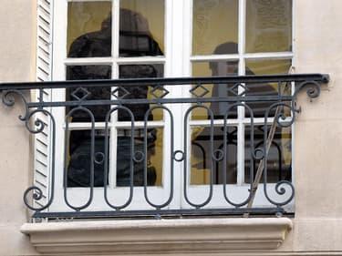 Le parquet de Paris a récemment étendu l'enquête sur l'affaire Bygmalion et les comptes de la campagne présidentielle de Nicolas Sarkozy en 2012 au délit de financement illégal de campagne électorale. Photo d'illustration, datant de mai 2014 lors d'investigations menées dans les locaux de Bygmalion.