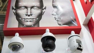 La reconnaissance faciale, bientôt partout à Singapour, inquiète (photo d'illustration)