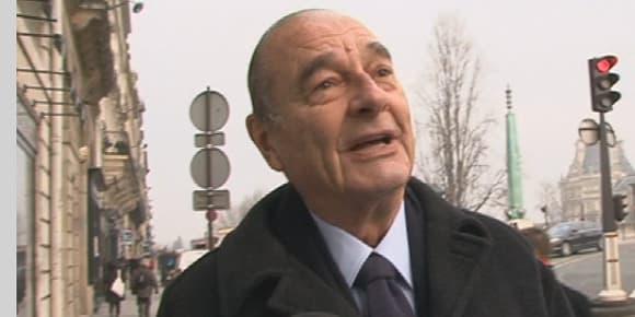 Jacques Chirac a été hospitalisé lundi soir à l'hôpital américain de Neuilly.