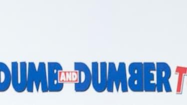 Jim Carrey à l'avant-première de Dumb et Dumber 2, le 20 novembre 2014