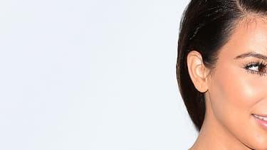Kim Kardashian le 25 septembre 2012