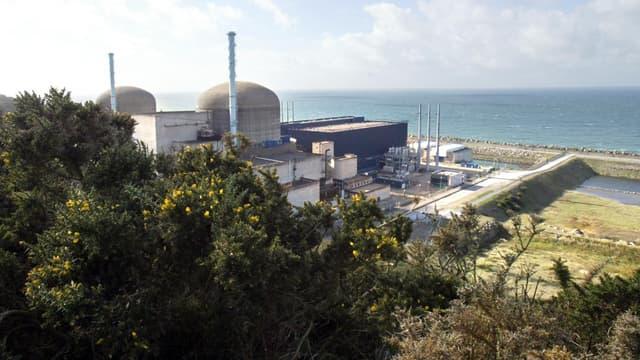 Les deux réacteurs de la centrale sont à l'arrêt